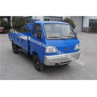 440Ah Battery Capacity Electric Cargo Truck Single Cab 5 Tons With Green Technology