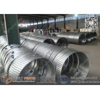 China Anping Concertina Cross Razor Wire Factory