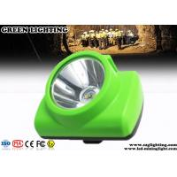 Wholesale Wireless Cree Coal Mining Lights 3.7V Rechargeable Battery 13000 Lux Wide Beam from china suppliers