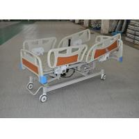 Wholesale CPR Function Clinic Electric Bed With collasible ABS Side Rails from china suppliers
