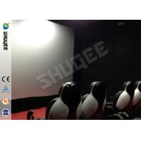 Quality Free Oversea Installation Motion 3D 4D 5D 6D Cinema Theater Movie Chairs Motion Chair Seat for sale