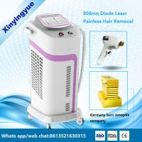 Wholesale Sapphire Freezing 808nm Diode Laser Hair Removal Machine 600W from china suppliers