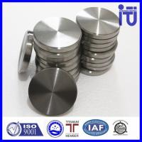 Buy cheap ASTM F67 GR2 CAD CAM Dental Titanium Milling Disk for crowns and bridges from wholesalers