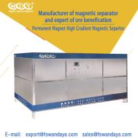 Wholesale Semi - Automatic Drawer Type Magnetic Separator For Grinding Machine 415V from china suppliers