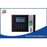 Wholesale RFID Time Attendance System Fingerprint Attendance Machine access control system from china suppliers