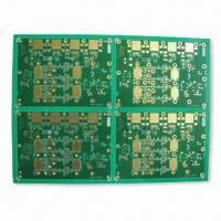 Wholesale High Frequency Double-sided PCB, Made of Rogers from china suppliers