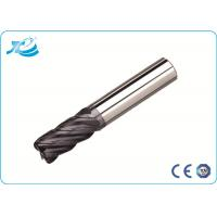 Wholesale 2 Flute Corner Radius End Mill Tungsten Steel for Slotting / Milling / Roughing To Finishing from china suppliers