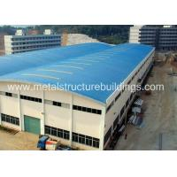 Wholesale AISI ASTM Standard workshop warehouse Steel Frame Structure building with CE from china suppliers