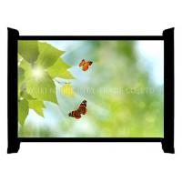 Wholesale HD Projection Screen Tabletop Professional Mini Screen Portable Tabletop   Tabletop Projectors Screen 62*110cm from china suppliers