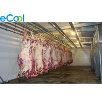 Wholesale 5000 Tons Large Industrial Cold Storage , Beef Processing Cold Storage Room from china suppliers