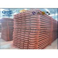 Wholesale ASME Standard Hot Water Boiler Stack Economizer Economiser Tubes Anti Corrosion from china suppliers