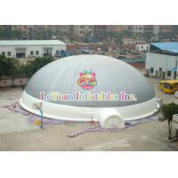 Wholesale Comfortable Custom Inflatable Tents Large 30M Inflatable Dome For Outdoor from china suppliers