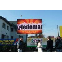 Wholesale P16 Large Mobile outdoor advertising led display screen 2RG1B Static Current from china suppliers