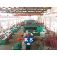 Wholesale Heavy Duty Auto Gabion Mesh Knitting Machine For Making Double Twist Gabion Boxes from china suppliers