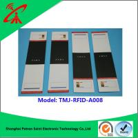 Wholesale paper Printable Rfid Labels For garments860-960MHZ disposable Passive  RFID clothes label from china suppliers