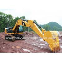 Wholesale Cat C7.1 Engine Hydraulic Crawler Excavator 6720mm Max Digging Depth from china suppliers