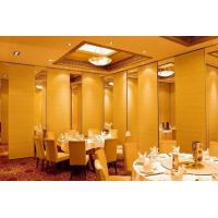 Wholesale Easy Operable Top Hanging Folding Sliding Partition Walls for Hotel from china suppliers