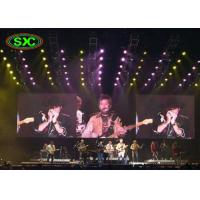 Wholesale HD Lightweight Full Color P4.81 Stage Background Energy-efficient Led Screen Wall from china suppliers