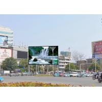 Wholesale P4 Outdoor Advertising Video Wall LED Display Video for Commercial Adveritising from china suppliers