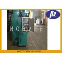 Wholesale Crawler Belt Automatic Sandblasting Machine / Sandblaster For Steel Bolts from china suppliers