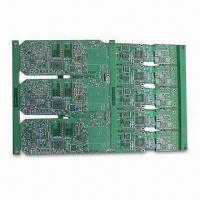 Wholesale High-density PCB Board with Immersion Gold Surface Finish and 6.0mm Maximum Thickness from china suppliers