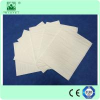 Wholesale Hospital doctor use Disposable wood pulp white surgical hand towel from china suppliers