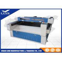 Wholesale Water Cooling Laser Engraving Cutting Machines , Leetro 6585 CO2 Cloth Laser Cutter from china suppliers