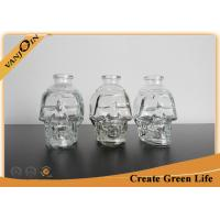 Wholesale Crystal Skull Head 180ml Vodka Whiskey Shot Wine Glass Drinking Bottles For Home or Bar from china suppliers