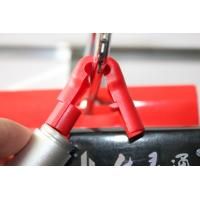 Buy cheap COMER 6MM ABS Security anti-theft pegboard hook Stop Lock For Stem Hooks with good quality from wholesalers