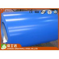 Wholesale Full Hard Cold Rolled Color Steel Coil For Metal Structure , Colour Coated Coils from china suppliers