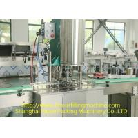 Wholesale High Effective Powder Packing Machine Single Or Two Adhesive Labels from china suppliers