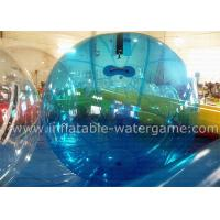 Wholesale Sea / Event Show Full Blue Inflatable Water Walking Ball Hot Air Welded Summer Toy from china suppliers