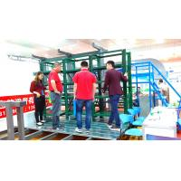 Wholesale Blue / Green Mould Storage Racks With Crane Drawer Type L3100 * W600 * H2000MM from china suppliers
