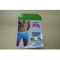 Wholesale Male's Underwear Bag Plastic Pouches Pacakging Noni Pouch with Zipper from china suppliers