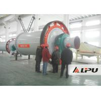 Wholesale Feldspar Quartz Iron Ore Grinding Rod Mining Ball Mill 14-43t/H from china suppliers