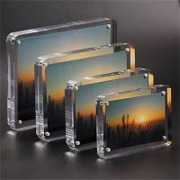 Wholesale custom transparent acrylic photo frame 4x6 from china suppliers