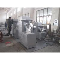 Wholesale Industrial Grinding Pulverizer Machine Button Control , Foodstuff Rice Milling Equipment from china suppliers