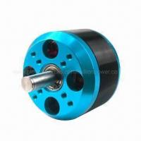 Wholesale RC Model Airplane Brushless Outrunner 250kV Motor with 250rpm/V Rotational Speed from china suppliers