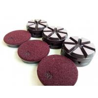 "Wholesale 3"" ceramic bond transitional concrete polishing pad from china suppliers"