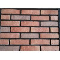 Wholesale Decorative Faux Exterior Brick Vintage Styles For Home Building from china suppliers