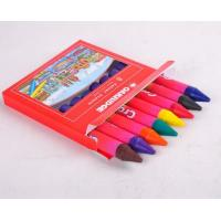Wholesale wholesale cheap stationery Kids multicolor promotion Jumbo wax Crayon from china suppliers