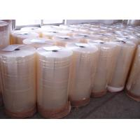Wholesale Holding Label Protection Bopp Jumbo Roll With Acrylic Adhesive from china suppliers