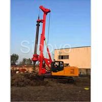 Quality TR60 Rotary Drilling Rig With Max Drilling Depth 21m / Drilling Diameter 1000mm for sale
