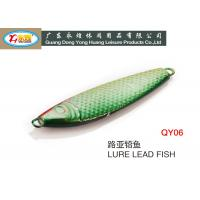 Wholesale Die casting saltwater Lead Fishing Weights 40G , fly fishing sinkers from china suppliers