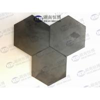 Wholesale Boron Carbide Ballistic Tiles / Silicon carbide NIJ III Bulletproof Ballistic Armour Plates from china suppliers