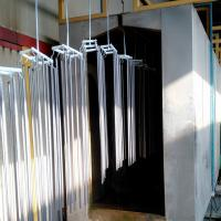 Wholesale Professional Electrostatic Powder Coating Systems For Aluminum Profile from china suppliers