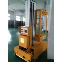 Wholesale Hydraulic Work Platform Lift Self Propelled , Electric Work Platform For Warehouse from china suppliers