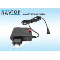 Wholesale 3-12V Current 2.5A Wall Mount Power Adapter 8 DC Tips without usb EU Plug from china suppliers