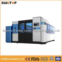 Wholesale Dual - exchanger table fiber laser cutting machine saving water and electricity from china suppliers