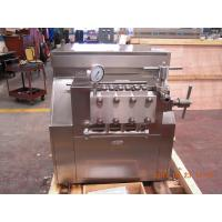 Wholesale Siemens Motor Milk Homogeniser 1000L / H Capacity Small Scale from china suppliers